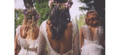 Luce la espalda más radiante en un vestido de novia inolvidable, ¿caerás en la tentación?