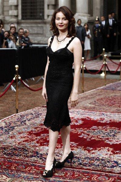 Todas las invitadas a la fiesta del 20 Aniversario de Dolce Gabbana: Violante Placido
