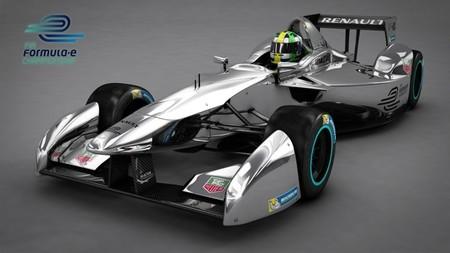 Fórmula E Spark-Renault car 03