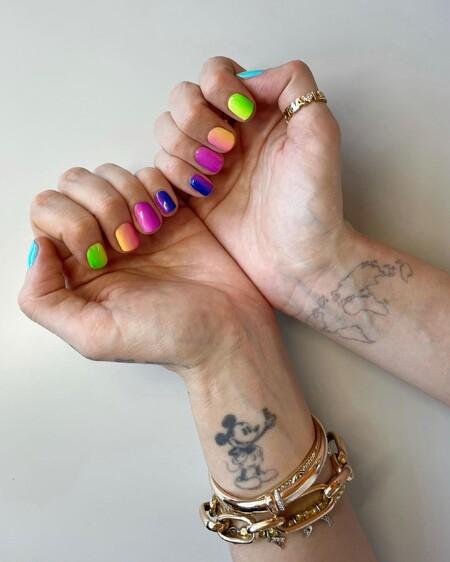 chiara ferragni manicura