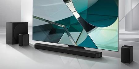 Samsung presenta sus barras de sonido premium para 2020: la HW-Q950T y HW-Q900T llegan con diseño renovado y tejido Kvadrat