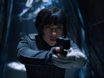 'Ghost In The Shell', 5 mini-trailers muy potentes de la película con Scarlett Johansson