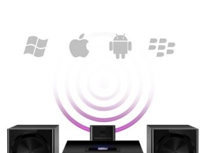 Energy Bluetooth Music Receiver revive tu base dock de 30 pines