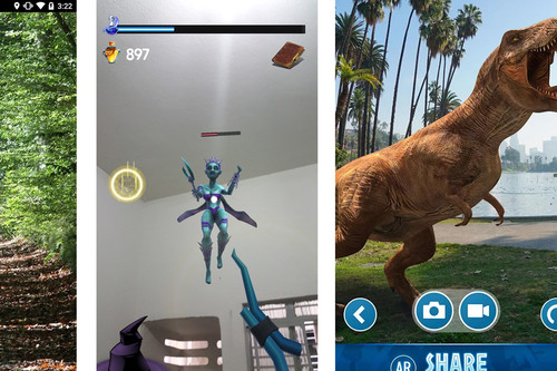 7 juegos iOS y Android para salir con el móvil a la calle como con Pokémon Go