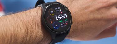 Xiaomi Mi Watch más barato que nunca en Amazon: un smartwatch bestial en calidad precio por poco más de 100 euros