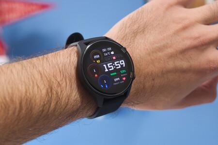 Xiaomi Mi Watch rebajadísimo en Amazon, un smartwatch bestial en calidad precio por poco más de 100 euros