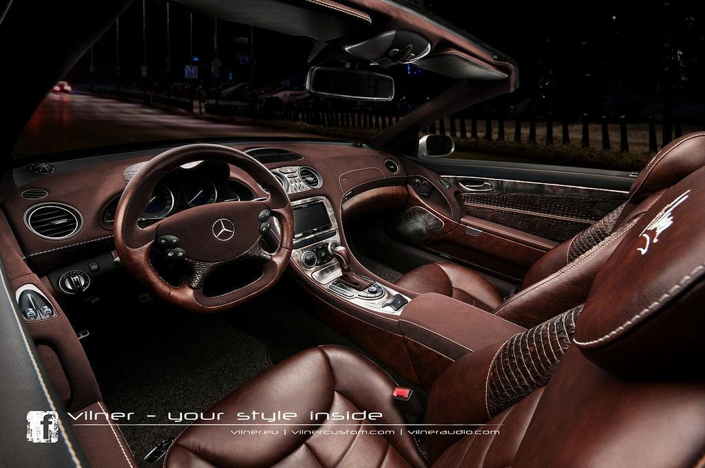 Foto de Vilner Studio Mercedes-Benz SL (1/10)