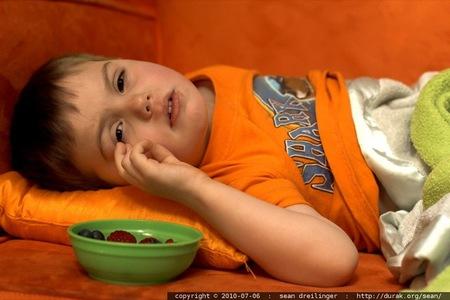 Cómo debemos actuar los padres ante la tos en los niños