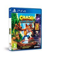 El mejor precio para pasar el puente jugando: Crash Bandicoot N.Sane Trilogy por 33,90 euros en Mediamarkt