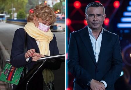 """Jorge Javier Vázquez se abre en canal en esta carta abierta dirigida a Mila Ximénez: """"Todo es mucho menos si tú no estás"""""""
