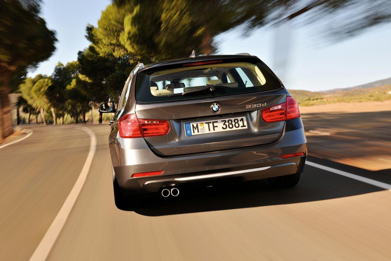 Foto de BMW Serie 3 Touring 2012 (15/43)