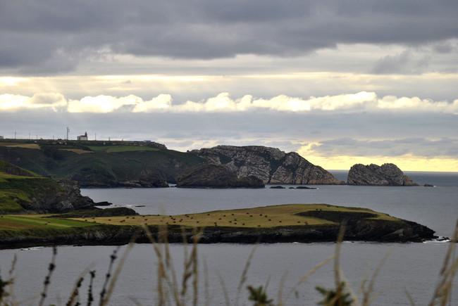 Cabo de Peñas Asturias