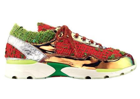 Las Sneakers de Chanel, nacidas para convertirse en un objeto cult