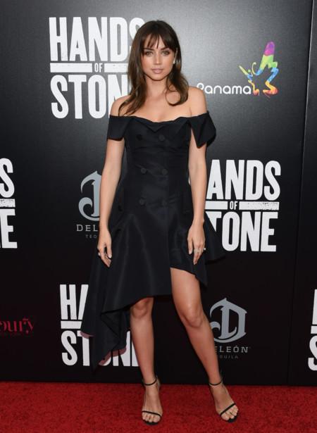 Ana De Armas Presenta Su Nueva Pelicula En Nueva York