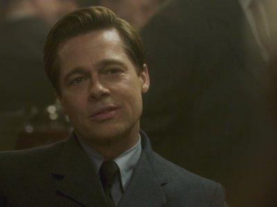 'Aliados', primer tráiler de la película de Robert Zemeckis con Brad Pitt y Marion Cotillard