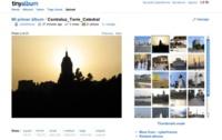 TinyAlbum, una forma sencilla de crear álbumes de imágenes en Internet