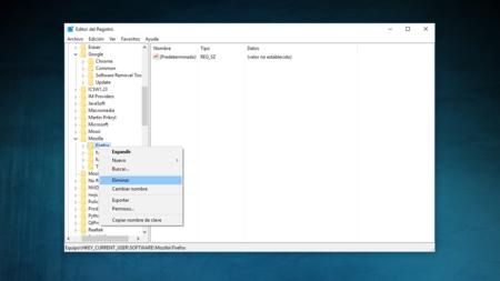 Cómo borrar cualquier rastro en el registro de Windows de un programa desinstalado