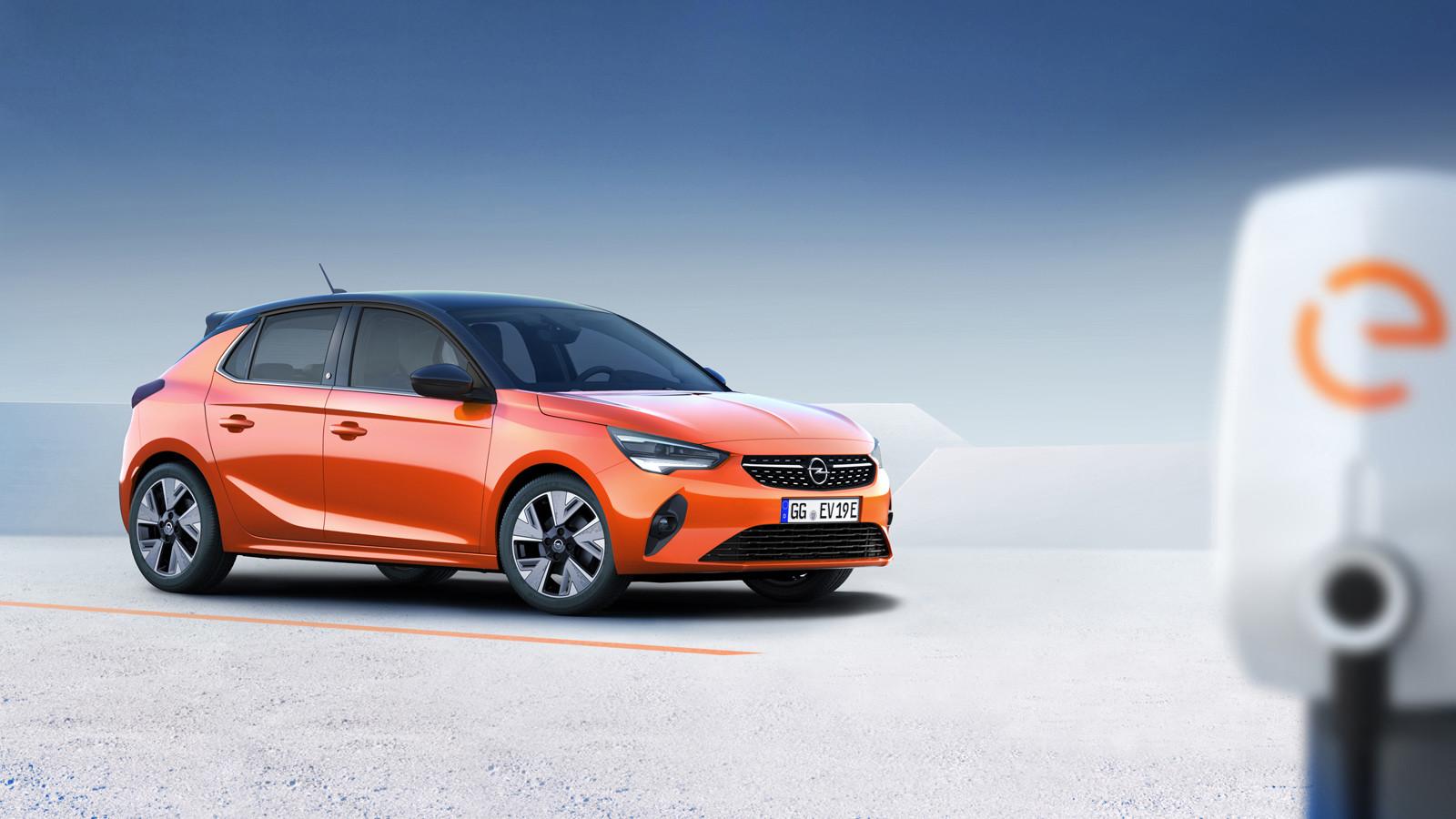 Foto de Opel Corsa 2019 (presentación estática) (36/46)