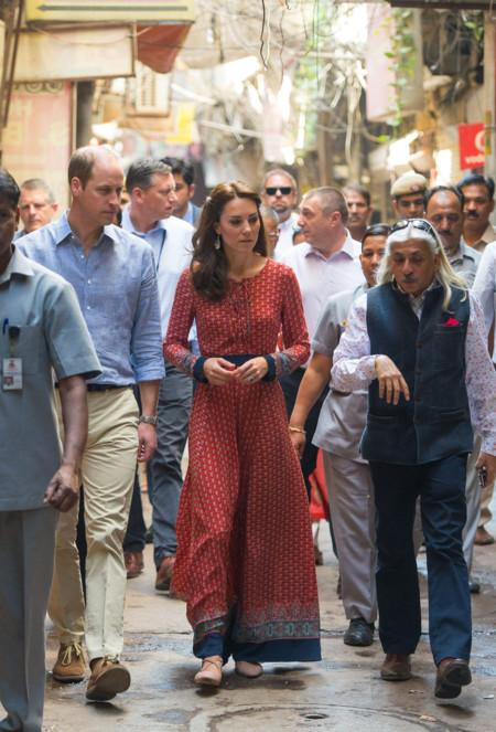 Kate Middleton Vestido India 70 Euros 2