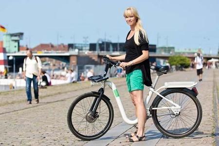 Copenhague pone en funcionamiento un sistema inteligente de alquiler de bicicletas eléctricas