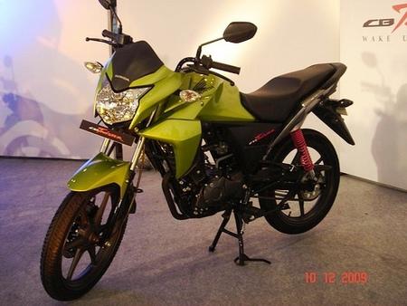 Honda CB Twister, el diseño no está reñido con la cilindrada