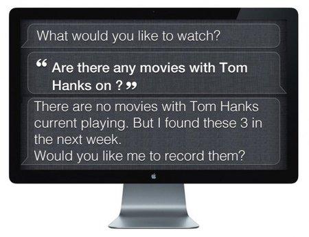 Conversaciones con el plasma: Apple podría estar fabricando televisores con Siri