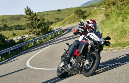 Ducati Multistrada 950s Gp White 2020 2