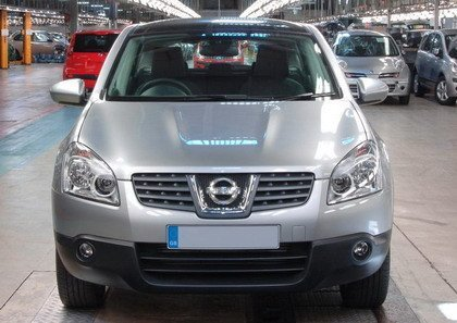 El Nissan Qashqai, listo para producción