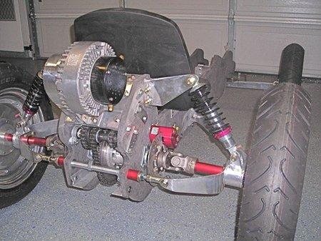 Z-Kart-motor