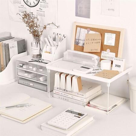 Organizador de mesa de trabajo