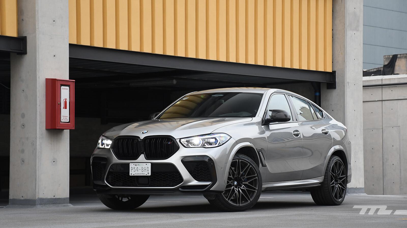 Foto de BMW X6 M Competition 2021 (prueba) (1/27)