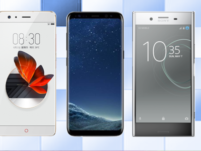 Estos son los teléfonos gama alta lanzados este 2017, que ya están disponibles en Colombia