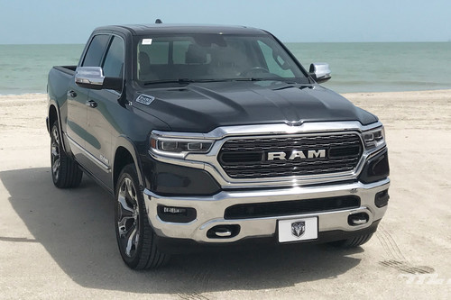 Ram 1500 Limited 4x4 ya está en México y la manejamos en la península de Yucatán