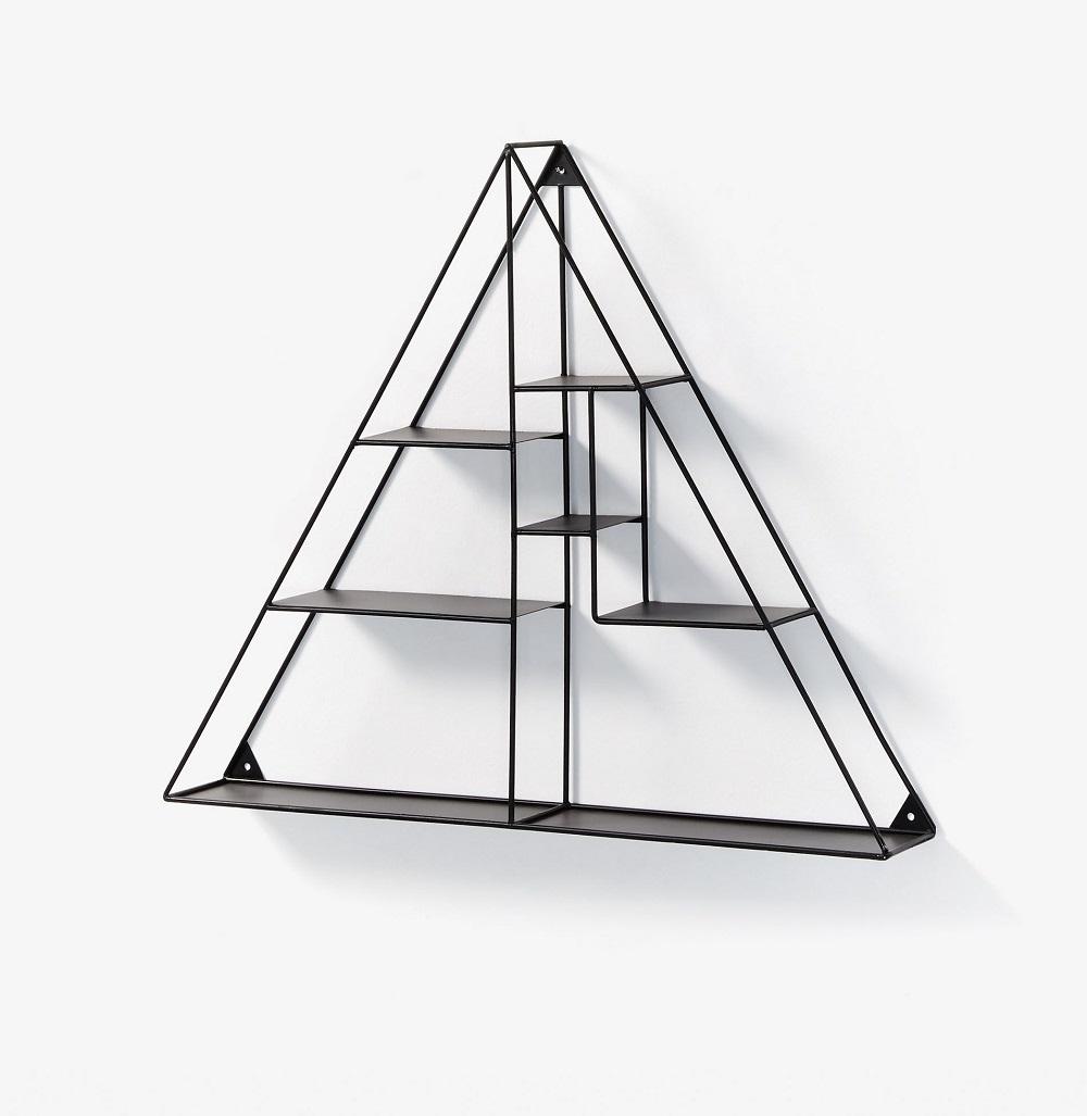 Estantería triangular de Kave Home