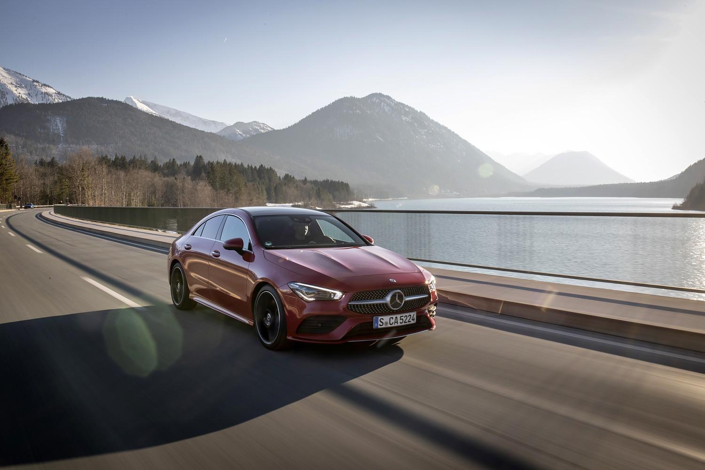 Foto de Mercedes-Benz CLA Coupé 2019, toma de contacto (5/248)