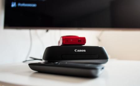 Canon CS100 Connect Station, análisis: que las copias de seguridad de tus fotografías no vuelvan a darte pereza