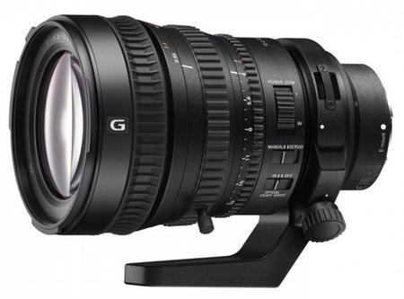 Sony FE PZ 28-135 mm f/4 G OSS, todos los detalles acerca del primer objetivo para fotograma completo con zoom motorizado