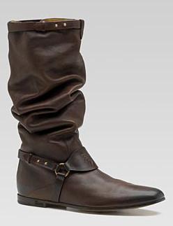 Gucci ¡te pone las botas el próximo invierno!