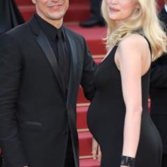 Foto 9 de 12 de la galería las-modelos-muestras-orgullosas-sus-embarazos en Poprosa