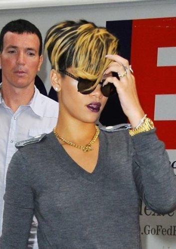 El nuevo look de Rihanna (sí, tiene otro)