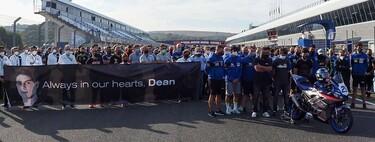 Lo que las carreras de motos deben aprender de la desgraciada muerte de Dean Berta Viñales en Jerez