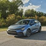 El Toyota Corolla Sedán 2020 se reinventa para sacarte de la mente al Forte