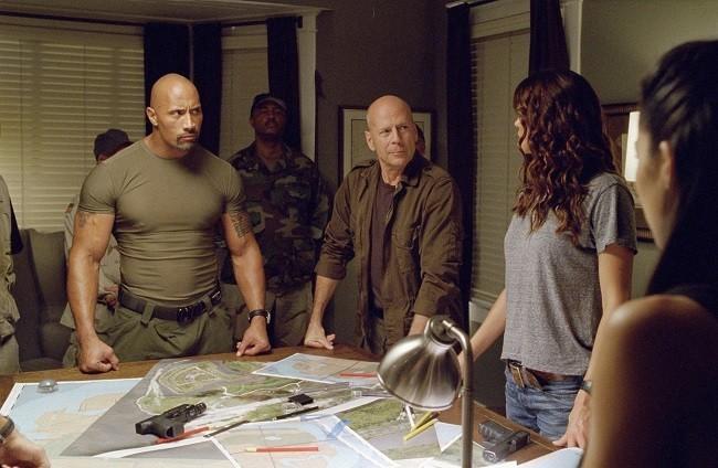 El reparto de 'G.I. Joe: La venganza'