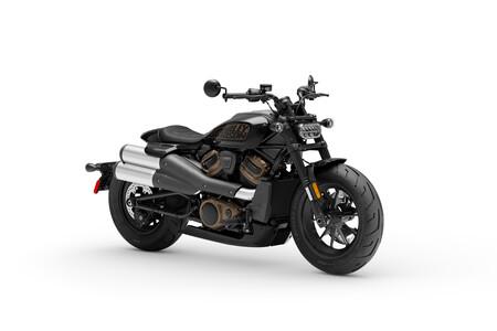 Harley-Davisdson Sportster S 2021