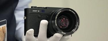 Zenit y Leica anuncian la Zenit M, nueva cámara sin espejo full frame con un espectacular Zenitar 35 mm f1