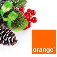 Orange regala hasta 15 GB de datos en sus tarifas prepago por Navidad