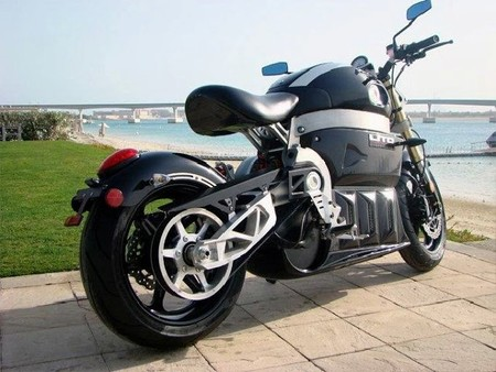Lito Sora, la muscle bike eléctrica