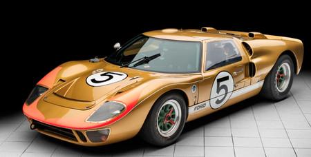 Matt Damon será Carroll Shelby en la próxima película de Ford contra Ferrari en las 24 horas de Le Mans