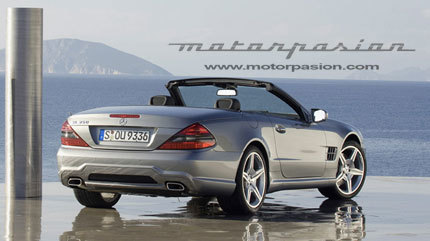 Mercedes-Benz SL 350 2008