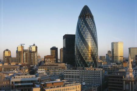London Arquitectura Gherkin1